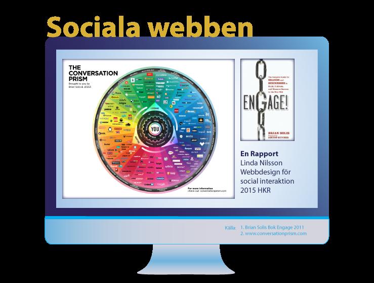 Sociala webben